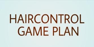 Hair control game plan