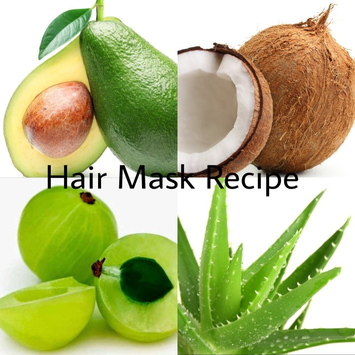 80% NATURAL HAIR MASK THAT WILL GROW YOUR HAIR IN ONLY 28DAYS!