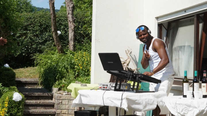 The best Dj in town