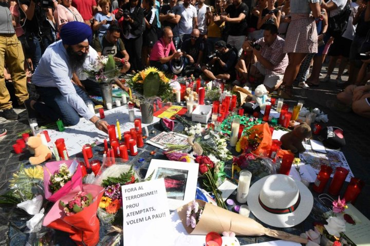 BARCELONA TERROR ATTACK WAS PLANNED BY ISIS: KILLED MORE THAN A DOZEN AND 100 INJURED