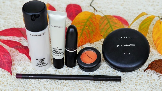 Autumn Essentials from MAC
