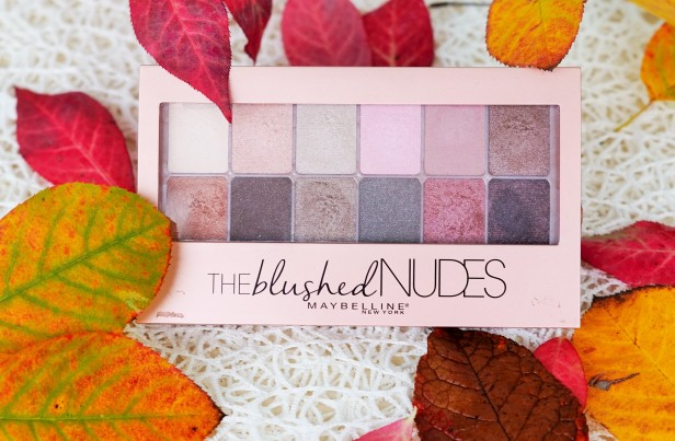 Nude Palette for Autumn