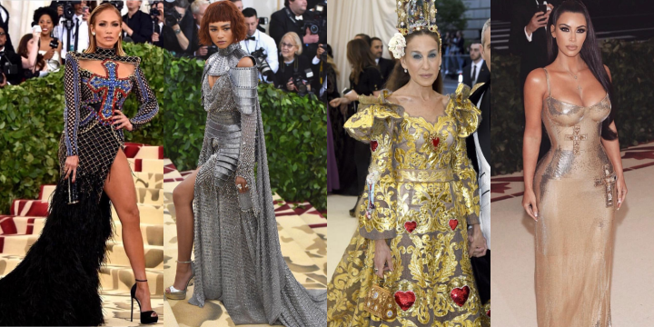 10 Most Best Religious Dressed Celebrity At Met Gala2018