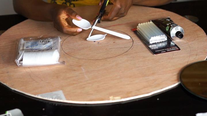 Cutting Spoon Handle