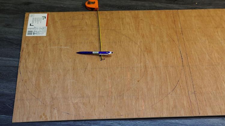 Plywood measurement