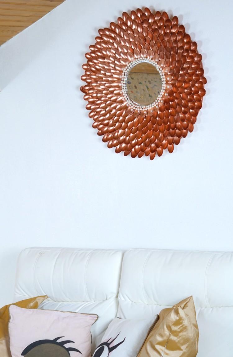 Beautiful Wall Spoon Decor