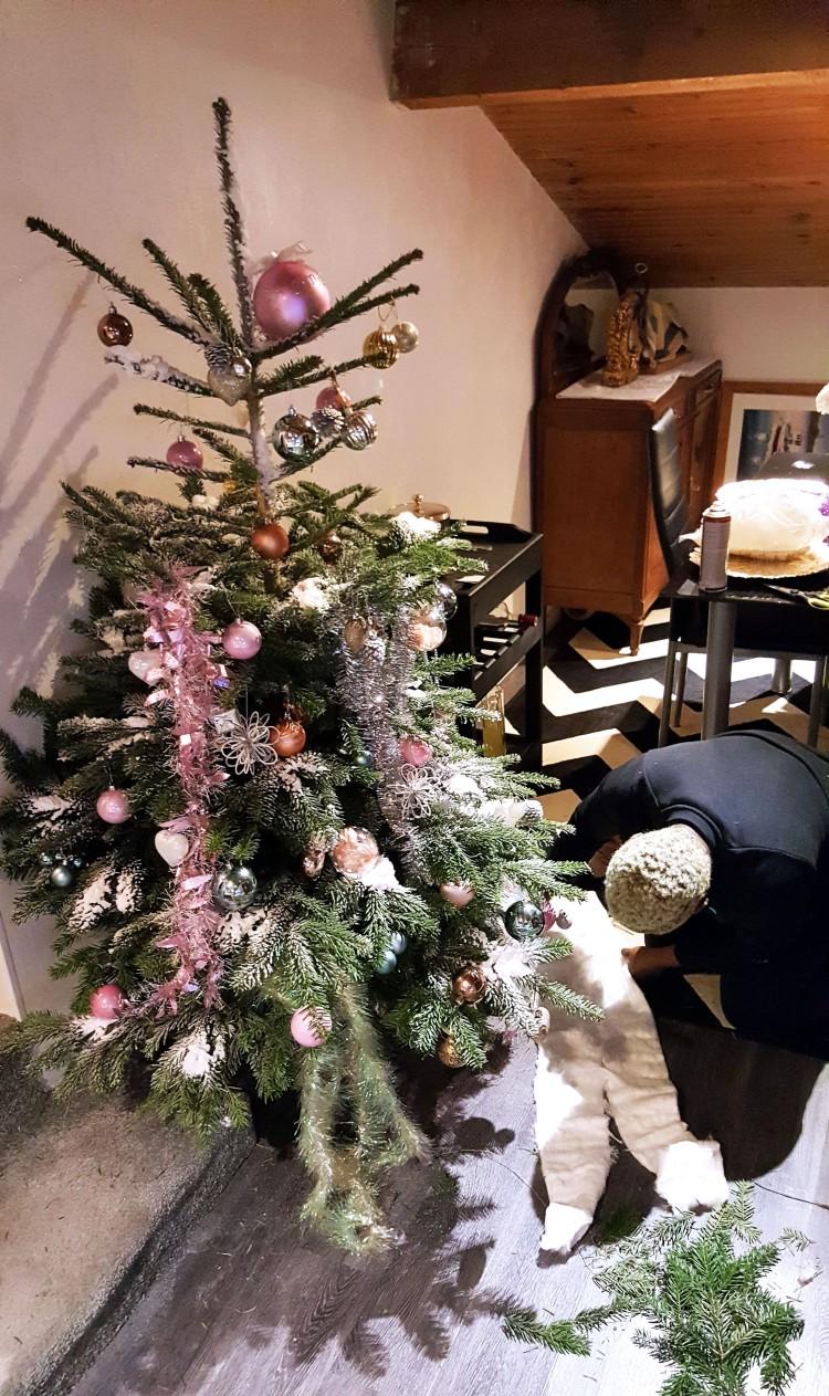 Building a Christmas Tree