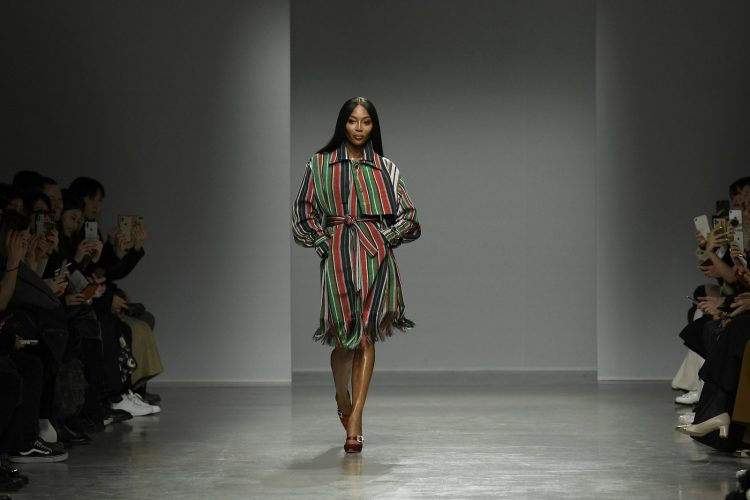 Nigerian fashion designer