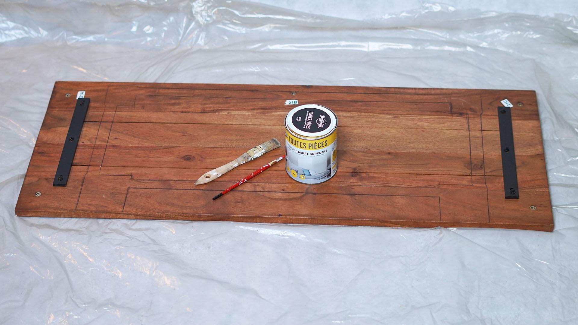 Traced Board