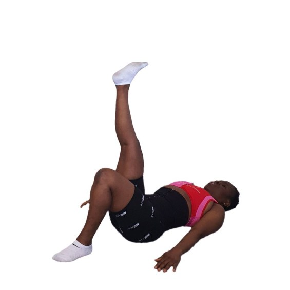 STRAIGHT SINGLE LEG RISE